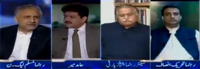 Capital Talk (Pakistan Need Political Stability) - 30th July 2018