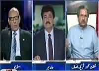 Capital Talk (Pakistan Silent on Drone Attacks & Afia Siddiqui) – 22nd October 2015