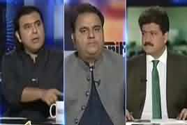 Capital Talk (Pakistan Suspend Trade with India) – 8th August 2019