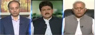 Capital Talk (Pakistanis Stranded Abroad) - 9th April 2020