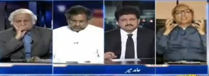 Capital Talk (Panama Case JIT, Investigations Shuru) - 9th May 2016