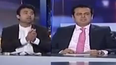 Capital Talk (Panama Case Ke Faisle Ka Intezar) - 18th April 2017