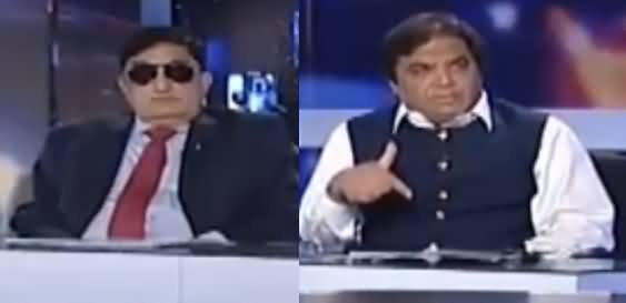Capital Talk (Panama Case Vs PTI Foreign Funding Case) - 6th July 2017