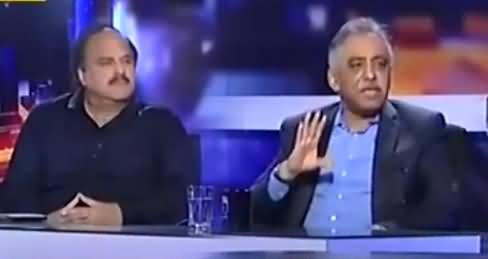 Capital Talk (Panama Leaks Ka Issue Kitna Latke Ga) - 9th May 2016