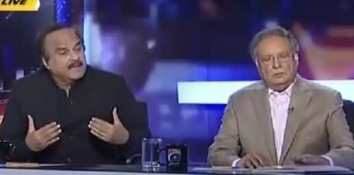 Capital Talk (Panama Leaks, Should Be Investigated Or Not?) – 4th April 2016