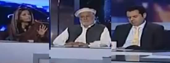 Capital Talk (Parliament Mein Judges Per Tanqeed Ka Faisla) - 19th February 2018