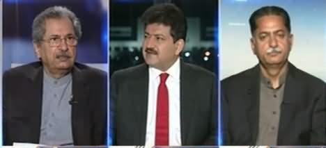 Capital Talk (PDM Lahore Jalse Se Pakistan Ko Kia Fayda Hoga?) - 3rd December 2020