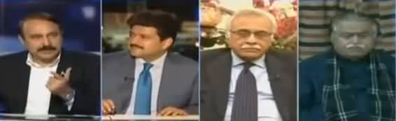 Capital Talk (Peoples Party Ke 50 Saal) - 30th November 2017