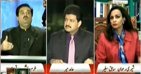 Capital Talk (PM Nawaz Sharif Could Not Meet Modi) – 26th November 2014