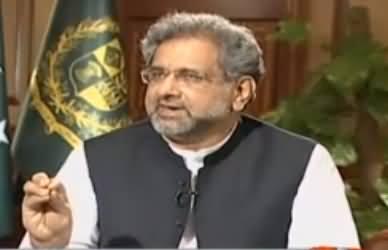 Capital Talk (PM Shahid Khaqan Abbasi Exclusive) - 8th August 2017