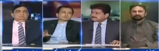 Capital Talk (PMLN Aur PPP Mein Deadlock) - 23rd November 2017