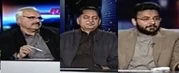 Capital Talk (PMLN Ke Andar Baghawat) - 11th March 2020