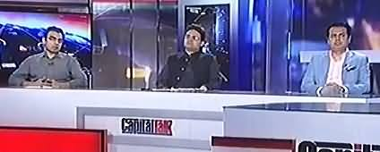 Capital Talk (PMLN Ki JIT Per Tanqeed) - 8th June 2017