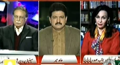 Capital Talk (Political and Military Leadership Actions Against Terrorism) - 25th December 2014