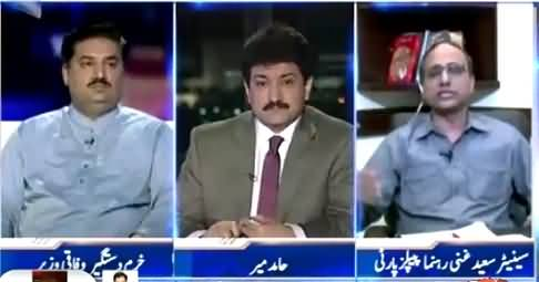 Capital Talk (PPP And PMLN Deadlock) – 3rd September 2015