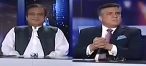 Capital Talk (PPP Ka Wazir e Azam Per Mulk Dushmani Ka Ilzam) - 4th May 2016