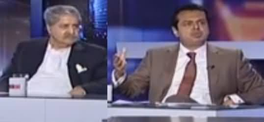 Capital Talk (PPP, MQM Objections on Census) - 26th August 2017