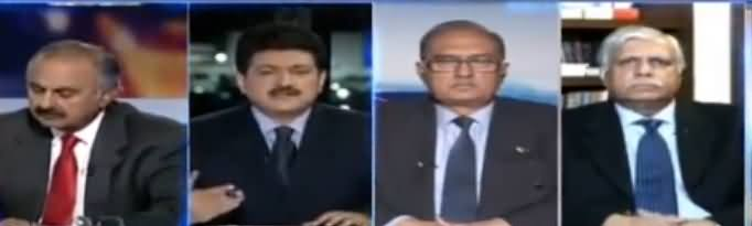 Capital Talk (PSL Final Lahore Mein Hoga?) - 20th February 2017