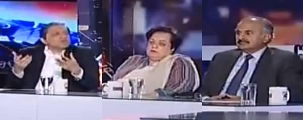 Capital Talk (PSL Nakam Banana India Ka Maqsad) - 1st March 2017