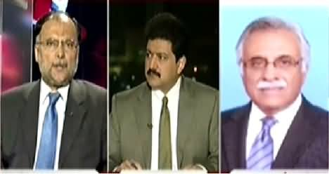 Capital Talk (PTI and PMLN Dialogues Will Be Failed) - 11th December 2014