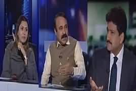 Capital Talk (PTI Aur PPP Ka Ittehad) – 12th March 2018