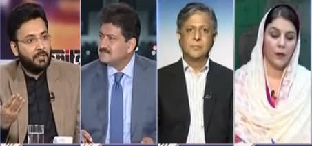 Capital Talk (PTI Demands Resignations From ECP) - 16th March 2021