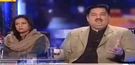 Capital Talk (PTI Doing in Assembly What PMLN Did in Past) - 15th December 2016