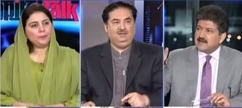 Capital Talk (PTI Govt Changed Decision To Trade with India) - 1st April 2021