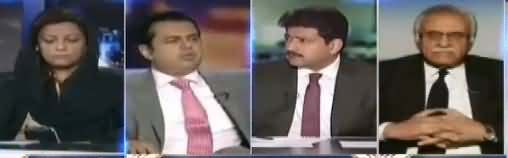Capital Talk (PTI Is A Fascist Party - Nawaz Sharif) - 22nd November 2017