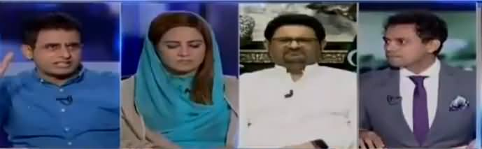 Capital Talk (PTI Jeet Gai, Opposition Haar Gai) - 4th September 2018