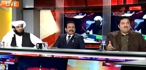 Capital Talk (PTI Ke Shibli Faraz Ko 10 Vote Kis Ne Diye?) – 12th March 2015