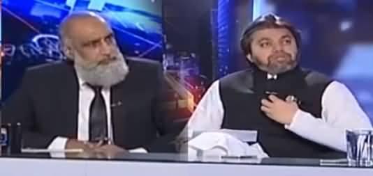 Capital Talk (PTI Objection on Justice Shaukat Aziz Siddiqui) - 31st October 2016