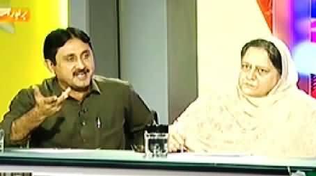 Capital Talk (PTI Resignations, A Step Towards Midterm Election) – 21st October 2014