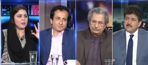 Capital Talk (PTI's Offer to Abdul Ghafoor Haideri) - 9th March 2021