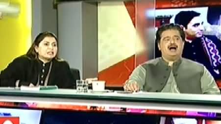 Capital Talk (Wrong Use of Social Media in Pakistan) - 3rd December 2014