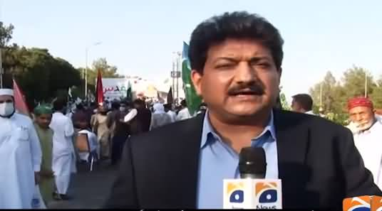 Capital Talk (Rallies in Pakistan In Support of Palestine) - 24th May 2021