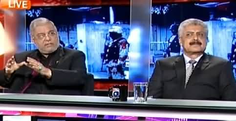 Capital Talk (Rangers Raid At 90, Good or Bad for MQM?) – 11th March 2015