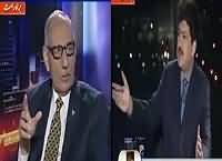 Capital Talk (Rangers Want Police Powers in Karachi) – 10th March 2016