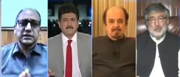 Capital Talk (Real Issue of Karachi: Load shedding or JITS?) - 7th July 2020