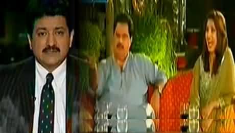 Capital Talk (Role of Media on Imran Khan's Marriage) - 8th January 2015