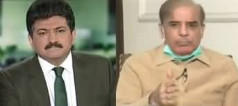 Capital Talk (Shahbaz Sharif Exclusive Interview) - 21st May 2020