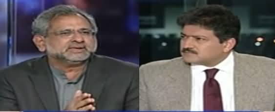 Capital Talk (Shahid Khaqan Abbasi Exclusive Interview) - 24th December 2020