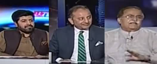 Capital Talk (Shahid Khaqan Abbasi Ki Giraftari) - 18th July 2019