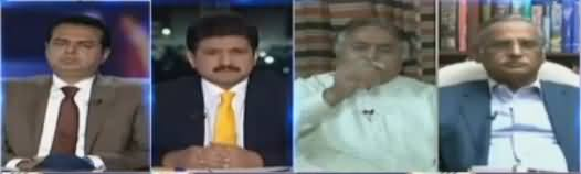 Capital Talk (Sharif Family Per Fard e Jurm) - 19th October 2017