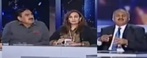 Capital Talk (Sharjeel Memon Arrested) - 23rd October 2017