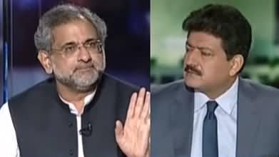 Capital Talk (Shibli Faraz Claim About NRO) - 25th August 2020