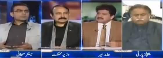 Capital Talk (Should Media Discuss Imran Khan's Marriage) - 8th January 2018