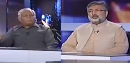Capital Talk (Should PMLN Stop Criticizing JIT) - 20th June 2017
