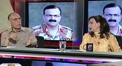 Capital Talk (Should Qaim Ali Shah Resign?) – 18th June 2015