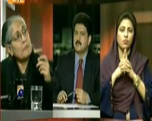 Capital Talk (Sindh is Becoming Hell For Women, Why?) - 17th March 2014